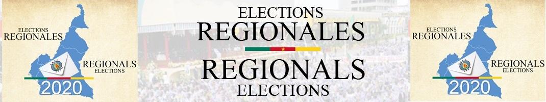 Site Web Officiel des Elections Régionales 2020 du RDPC